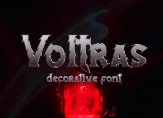 Voltras Font