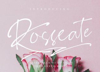 Rosseate Font