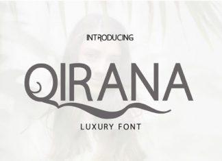 Qirana Font