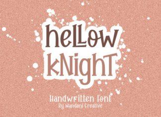 Hellow Knight Font