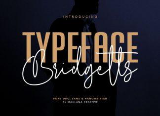 Bridgetts Font