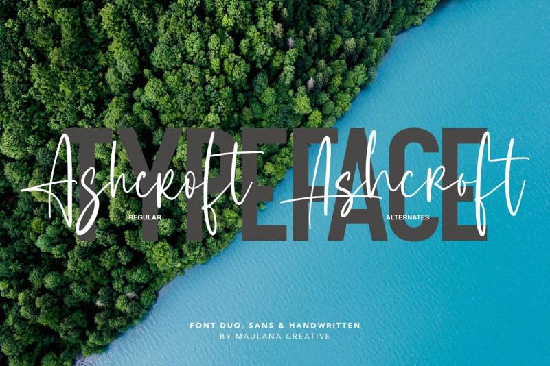 Ashcroft Font