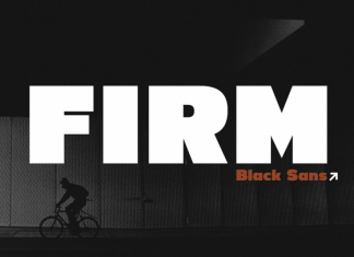 Firm Font