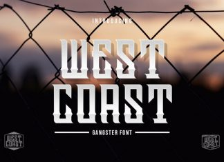 Westcoast Font