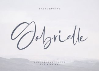 Gabrialle Font
