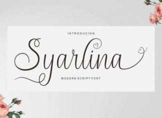 Syarlina Font