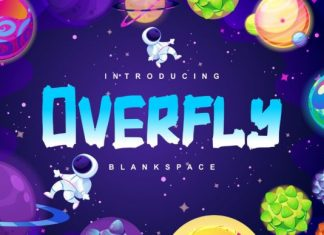 Overfly Font