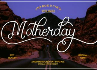Motherday Font