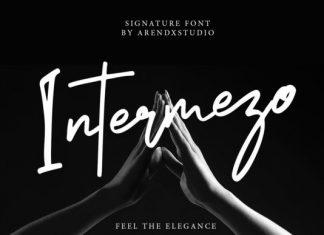 Intermezo Font