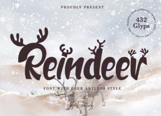 Reindeer Font