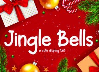 Jingle Bells Font