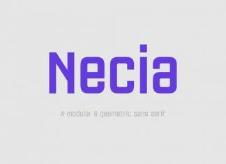 Necia Font