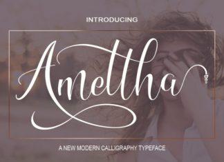 Amettha Font