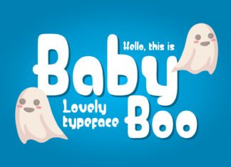 Baby Boo Font