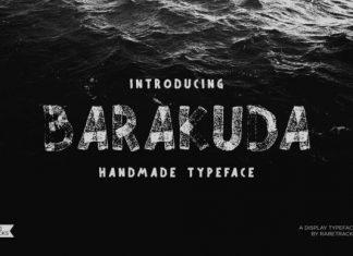 Barakuda Font