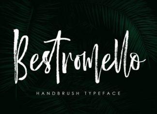 Bestromello Font
