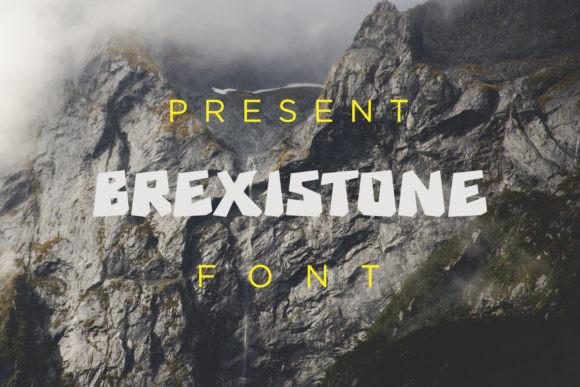 Brexistone Font
