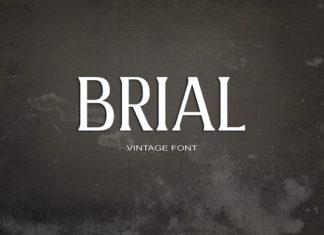 Brial Font