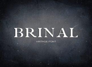 Brinal Font