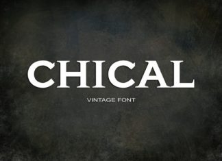 Chical Font