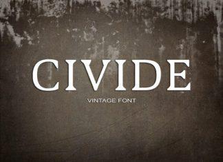 Civide Font