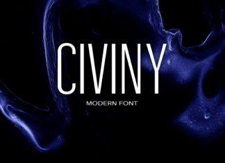 Civiny Font