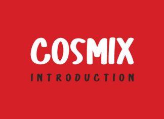Cosmix Font