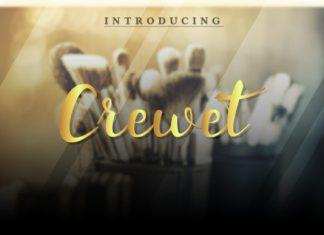 Crewet Font