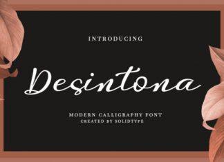 Desintona Font
