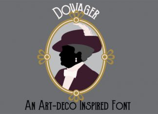 Dowager Font