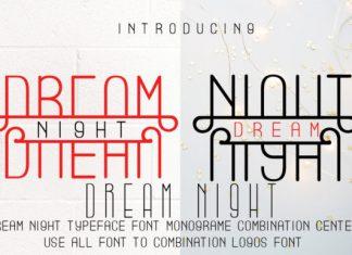 Dream Nigt Font