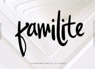 Familite Font