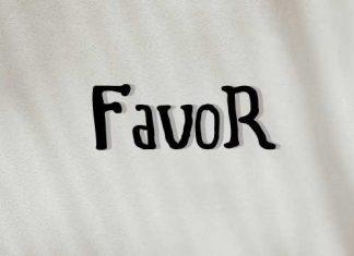 Favor Font