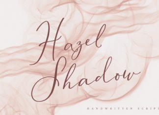 Hazel Shadow Font
