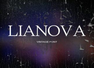 Lianova Font