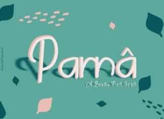Pama Font