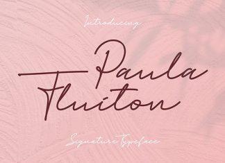Paula Fluiton Font