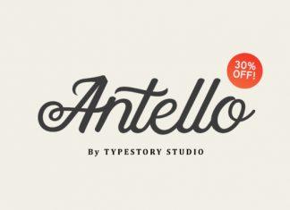 Antello Font