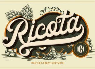 Ricota Font