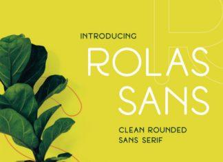 Rolas Sans Font