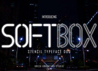Softbox Font