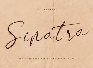 Sinatra Font