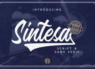 Sintesa Font
