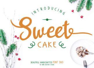 Sweet Cake Font