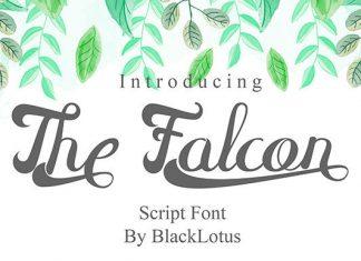 The Falcon Font