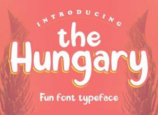 The Hungary Font