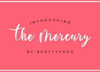 The Mercury Font