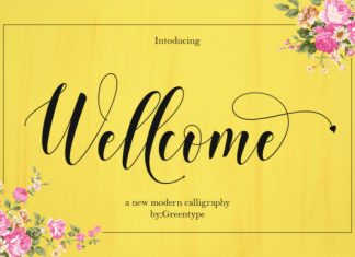 Wellcome Font