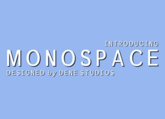 Monospace Font