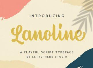 Lanoline Font